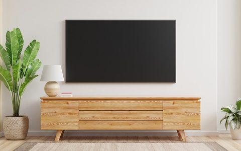 Cómo elegir y cómo colgar tu televisor.